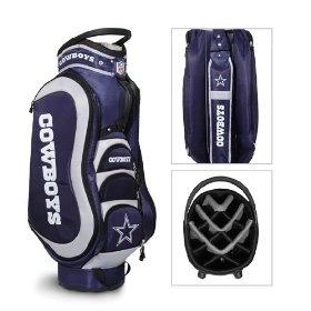 Dallas Cowboys NFL Cart Bag - 14 way Medalist