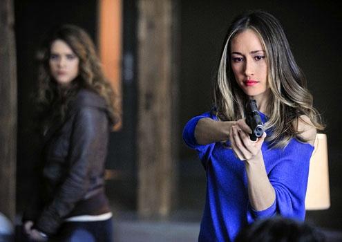 Nikita (Maggie Q), Nikita
