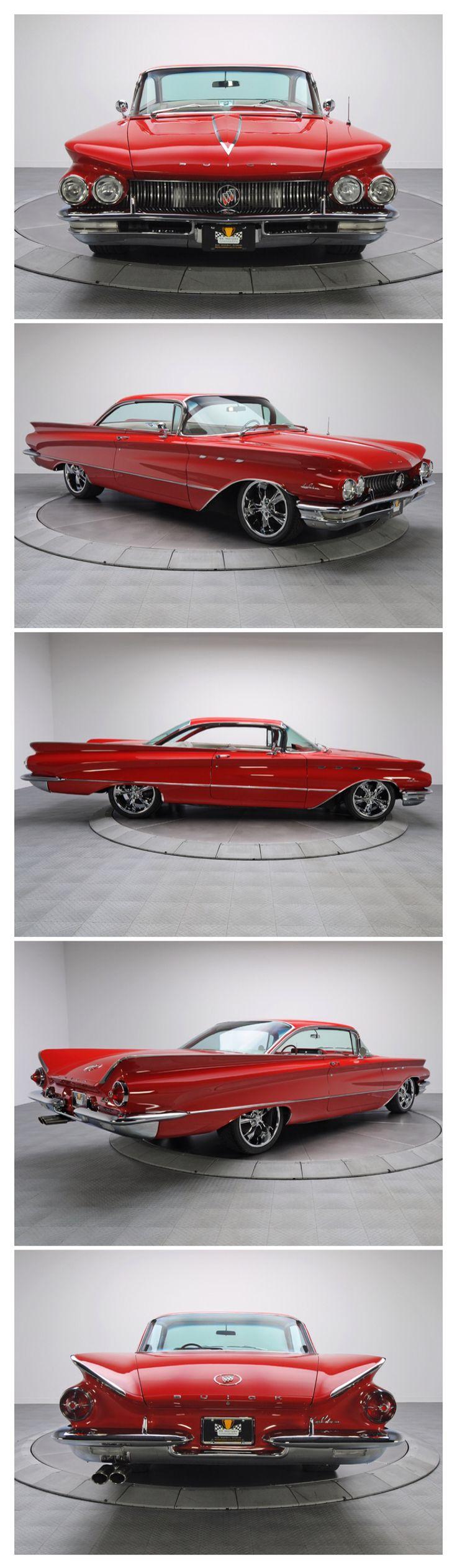 1960 Buick Lesabre                                                                                                                                                      More