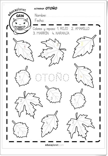 Best 503 otoño images on Pinterest | Fall, Fall crafts and Fall trees