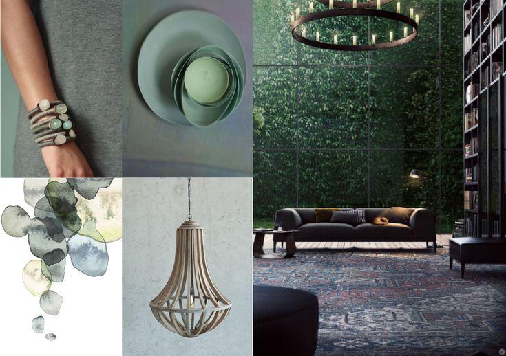 Styling ID Blog: Feng Shui Architectuur moodboard 4