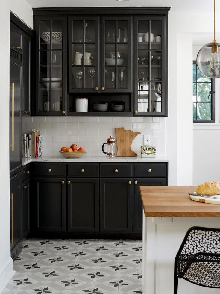 The Easiest Way to Clean Kitchen Cabinets, Including Those ...