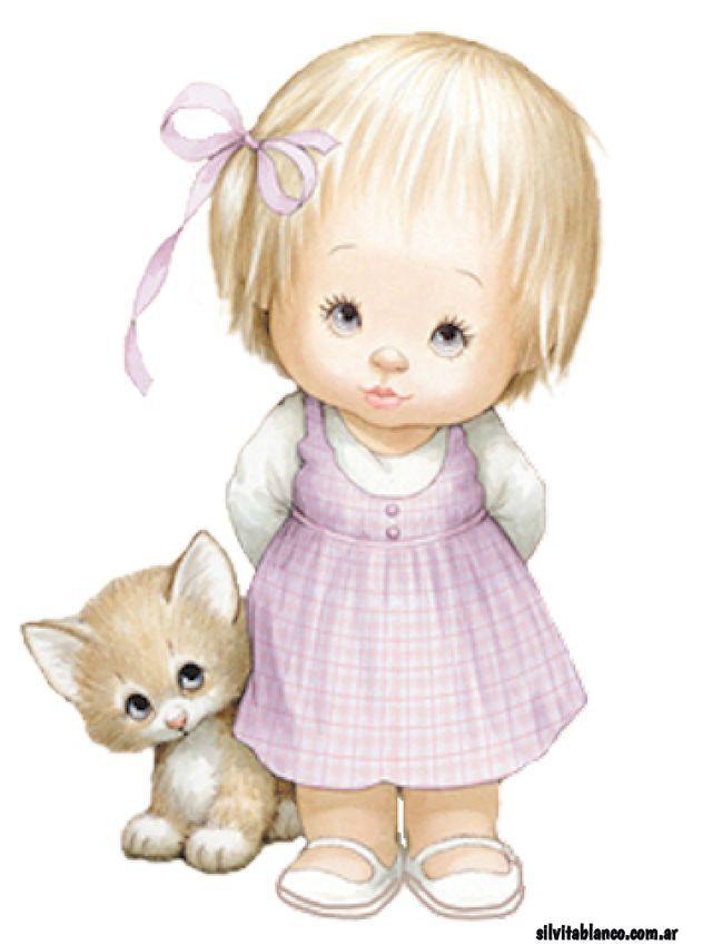 Милые детки картинки рисунки
