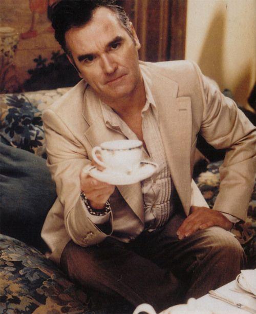 Morrissey- Don't mind if I do.