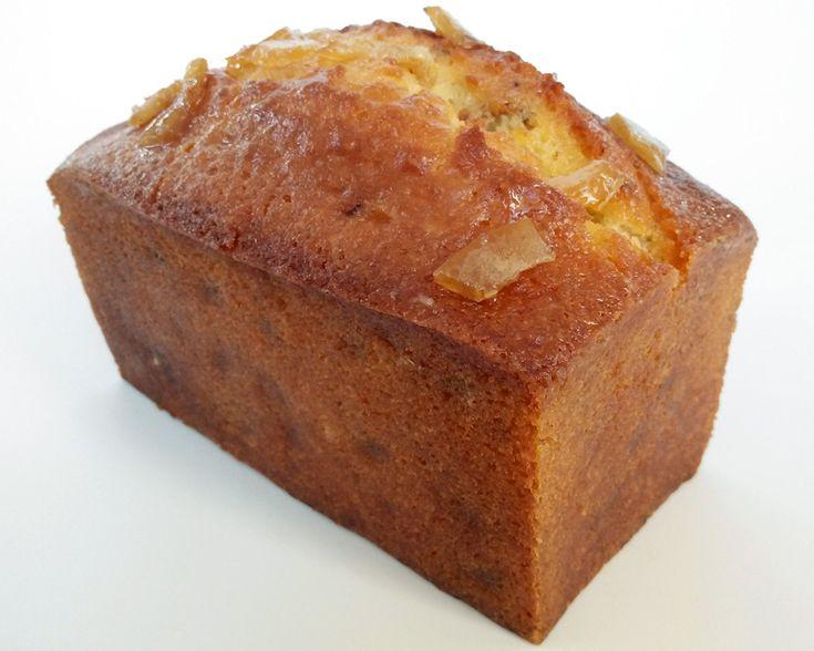 Cake noisettes citron (Hermé)
