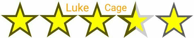 I give LUKE CAGE 5 stars, it's the best Super Hero show since WONDER WOMAN! ks😋NETFLIX