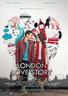 """Click """"Visit"""" button for watching streaming movie online at Layar Perak, watch movie title London Love Story (2016) for free forever"""