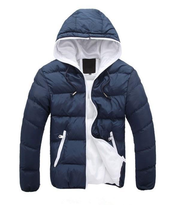 3eccf9bfaca NEW 2016 hot Winter Men's hooded Clothes Jackets Cotton Mens Jacket ...