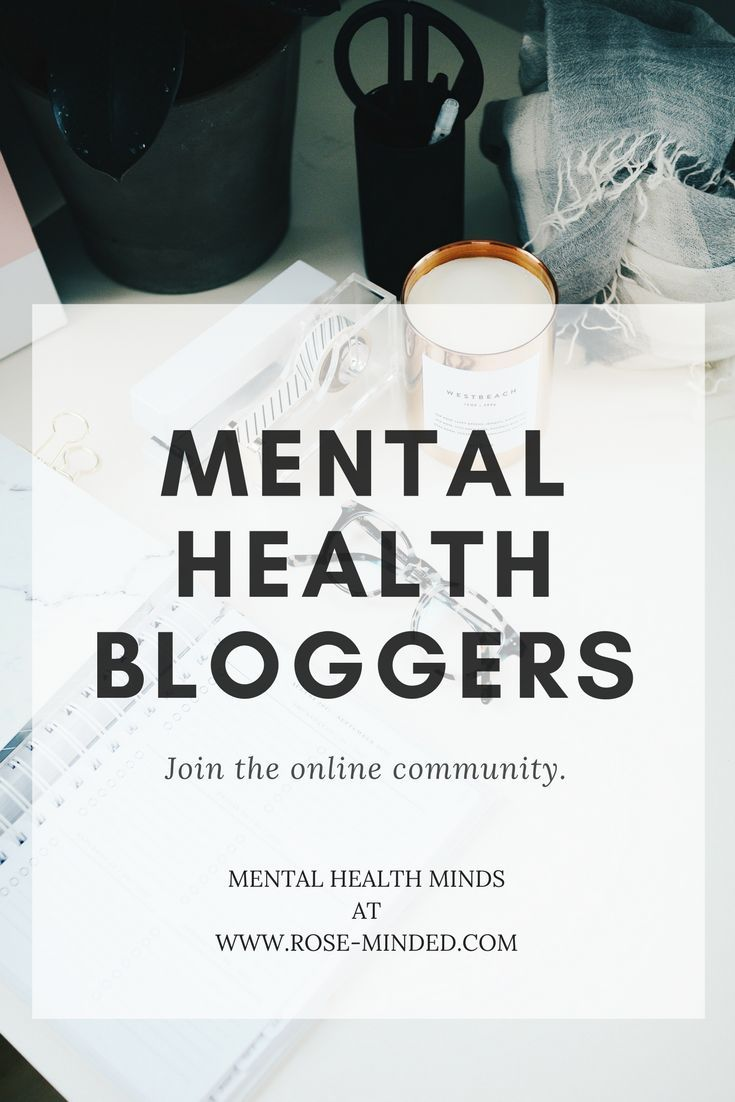 Mental Health Bloggers and Advocates! Join the community of supporting bloggers sharing tips and advice for mental health blogs, and forums for people without mental health blogs as well! Join and add an Introduction post to introduce yourself and your bl