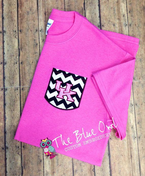 44 best images about uk fan on pinterest pocket tees for Custom t shirts lexington ky
