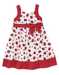 curse you Gymboree! Your ladybug lines are just too cute!