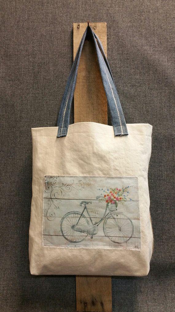 80 best images about farmhouse style on pinterest for Decorative burlap bags