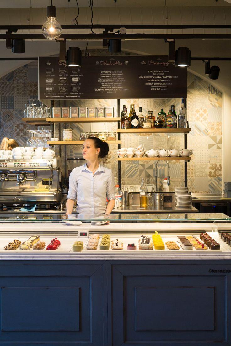 IF Café in Prague - delicious cakes!