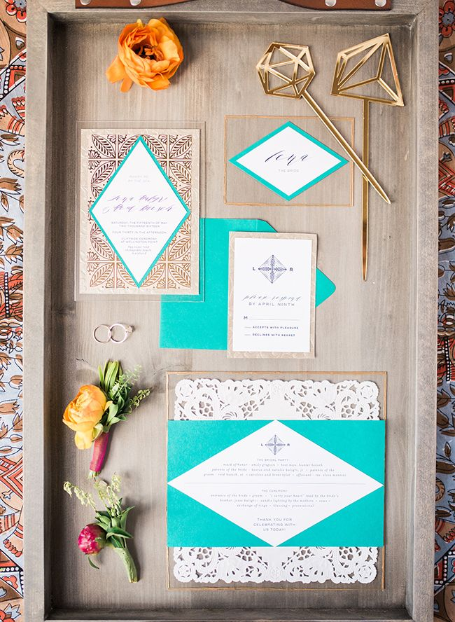 wedding shower invitations omaha%0A Bohemian Beach Wedding Inspiration  Inspired by This