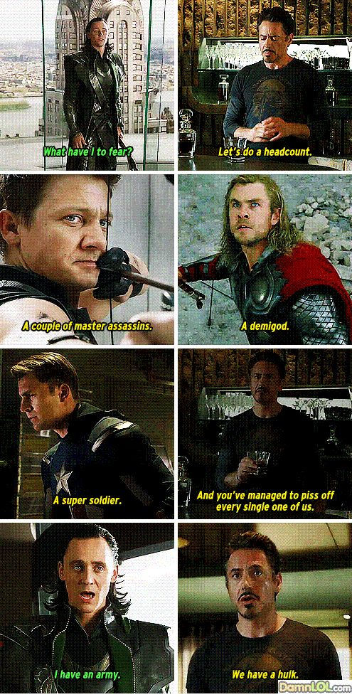 Lets talk about this one.Tony hypes everyone on the team but himself. For the most arrogant guy every (Stark Expo?) he gets that this is a team effort. Which says a lot about why it's Caprain America: Civil War #TeamIronMan