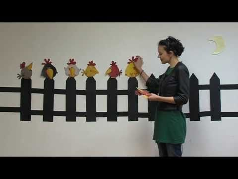 Las diez gallinas - YouTube