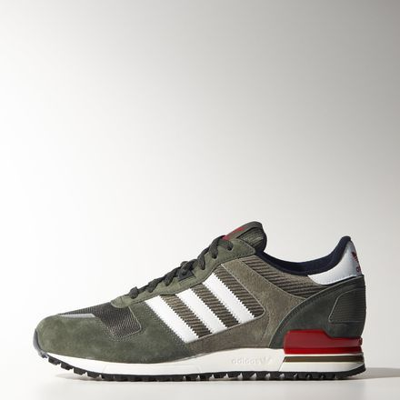 Adidas Oridinals- ZX 700 Shoes in Night Cargo