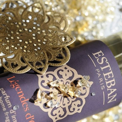 Esteban Paris home perfumes.Légendes d'Orient room spray.
