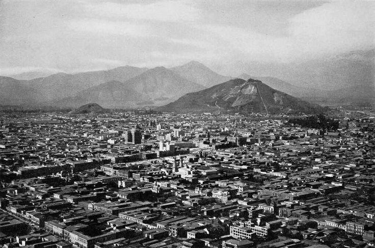 Centro de Santiago (1931)