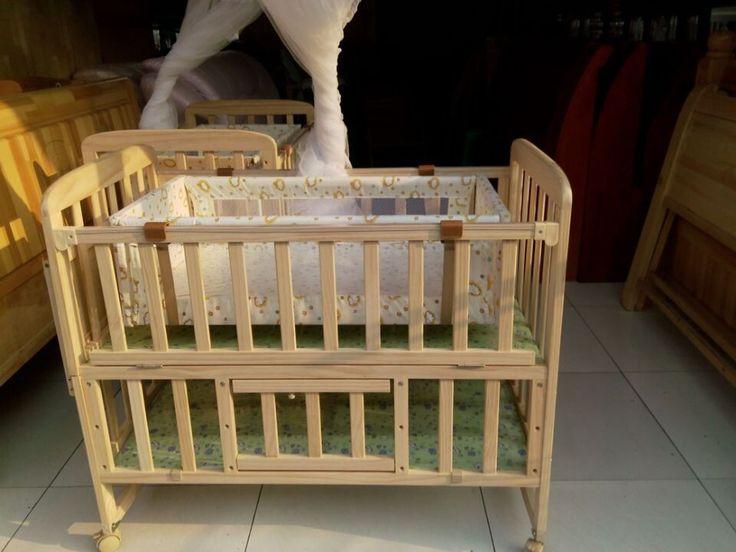 Дешевое Многофункциональный сосновый лес кроватки кроватки, Купить Качество Детские кровати непосредственно из китайских фирмах-поставщиках:  (Тел: 39481544794)