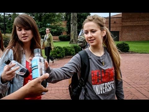 The third stop on the #besomebody College Tour was at Belmont University. #bebottlefree