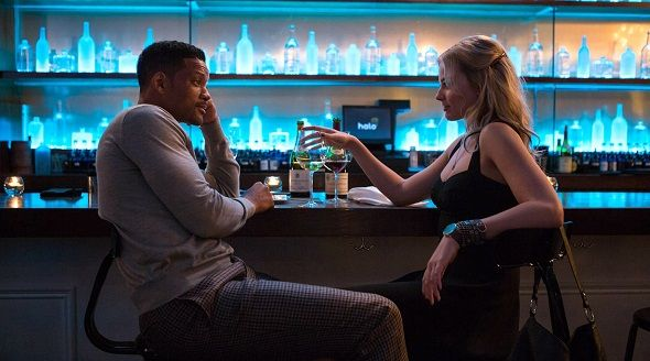 Will Smith y Margot Robbie protagonizan el film 'Focus'