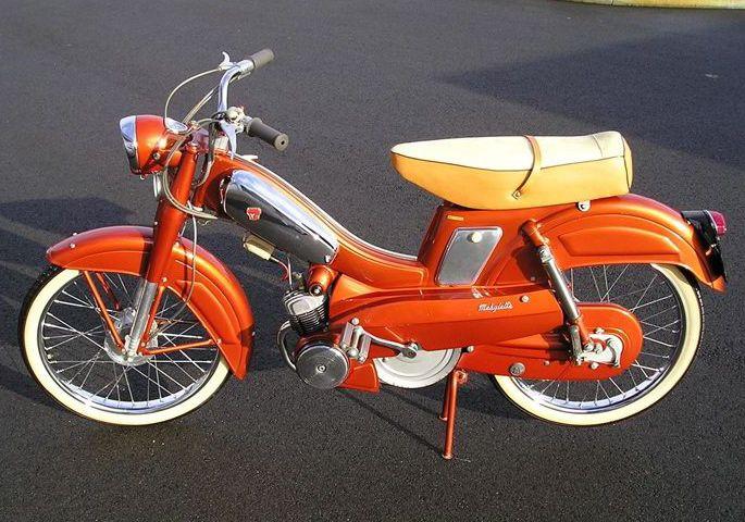 1960s Mobylette AV89 moped