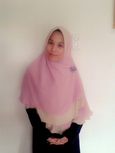 My 'puti andam' khimar Created and deaignt by tareesa ( me )