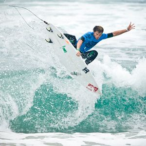 Surf's up on the California coast; US Open of Surfing, Huntington Beach, CA, July 20-28