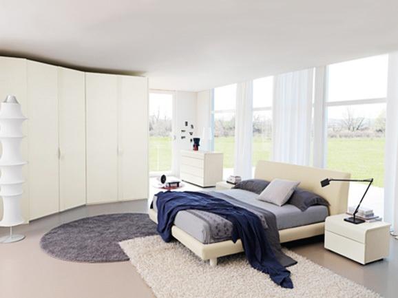 Camera da letto moderna modern bedroom