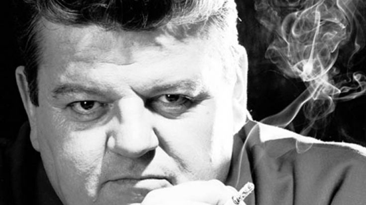 Jamie salutes the might of Jimmy McGovern's Cracker, starring Robbie Coltrane and now celebrating its twentieth anniversary...
