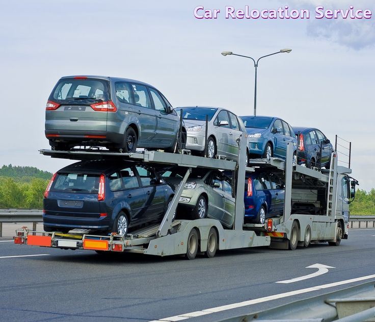 Car relocation service from orange packers and movers