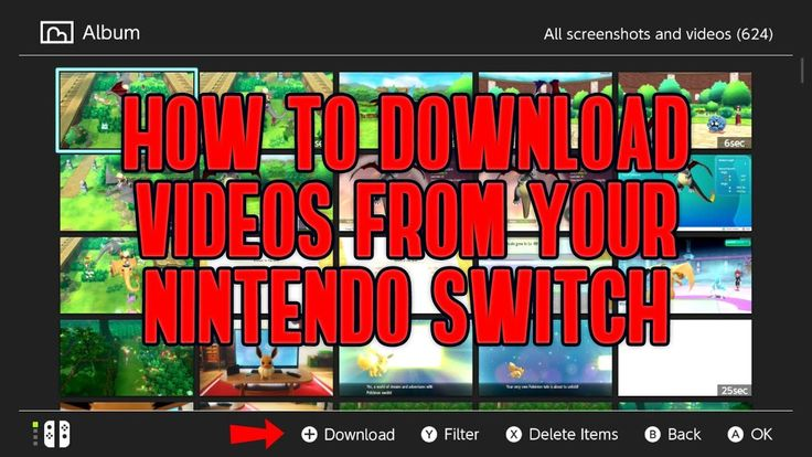 How To Download Your Switch Videos Old Video Link To New One In Comments Switch Video Old Video Video Link