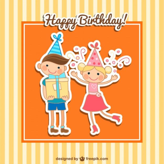 50 best Happy Birthday Card Templates   Plantillas para Tarjetas - birthday card template