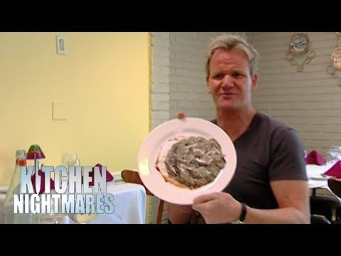Officially...Archangel641's Blog: Gordon Ramsey is served Risotto that's stuck to th...