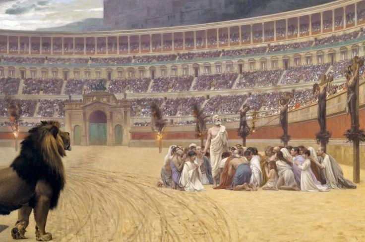 Como foi a conversão do Império Romano ao cristianismo?