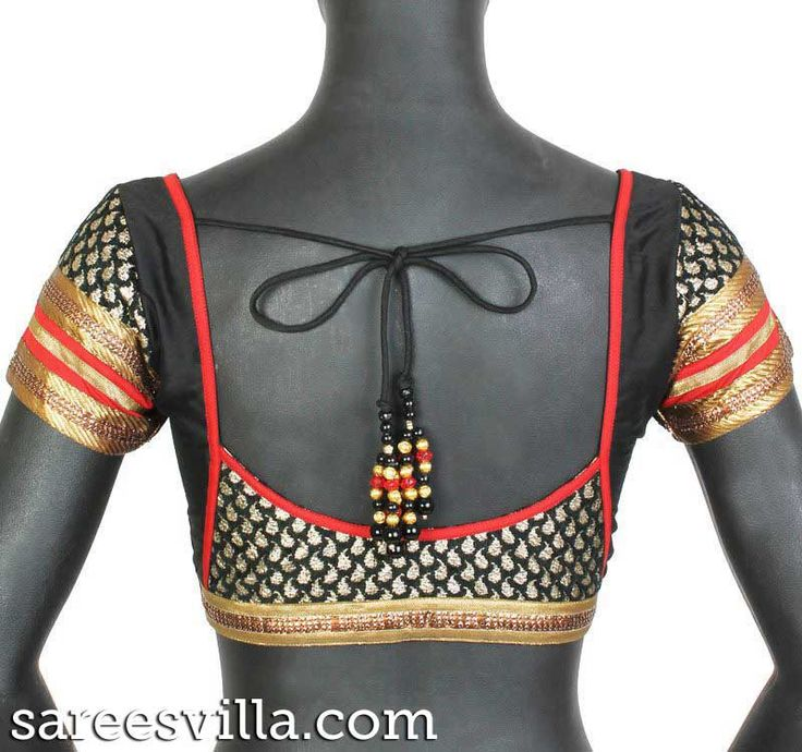SAREE BLOUSE SEWING PATTERN - Buscar con Google