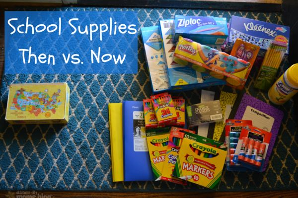I Need a Loan to buy School Supplies!! | Oklahoma City Moms Blog