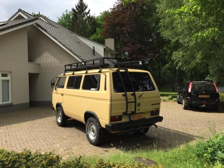 volkswagen vw t3 syncro 16 caravelle 1991 sahara sand. Black Bedroom Furniture Sets. Home Design Ideas