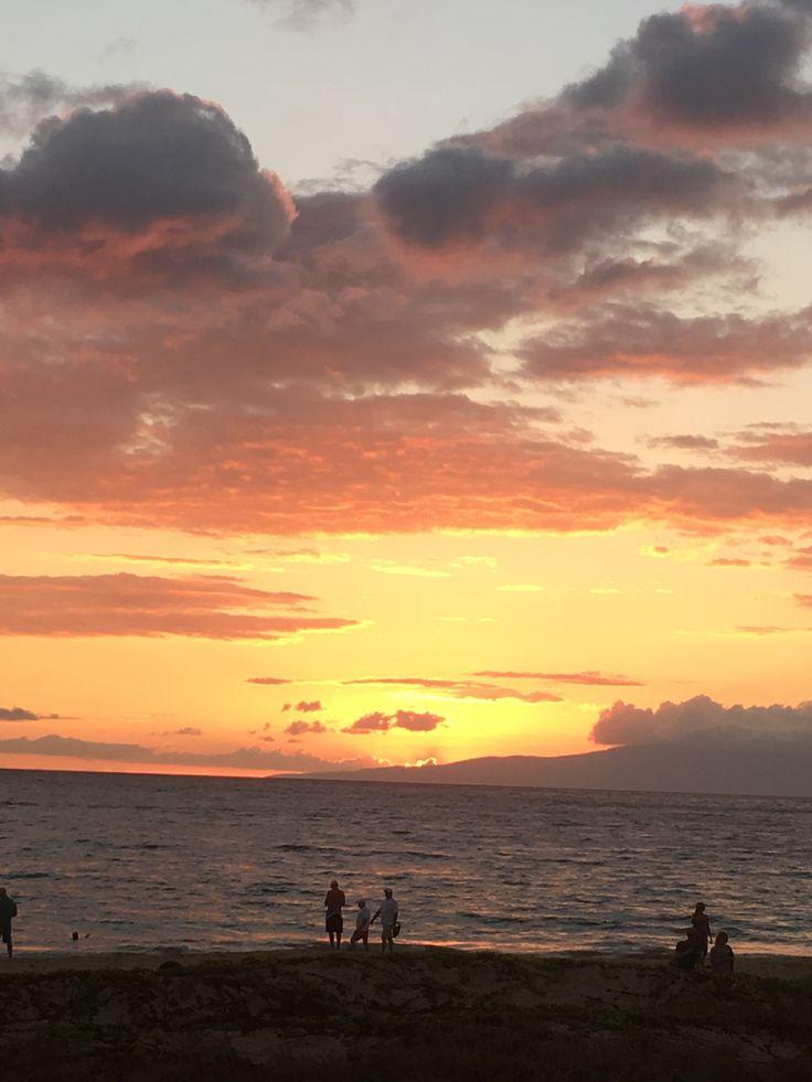 Kihei sunset 2017