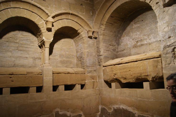 Panteón real de los Reyes de Aragón, Monasterio de Sigena. Huesca