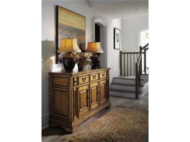 Shop For Marge Carson Country Manor 3 Door Credenza, CMA10 23, And Other