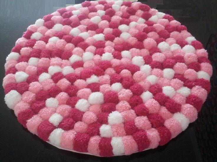 como fazer pompom de lã para cachecol - Pesquisa Google