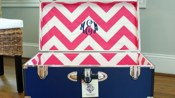 Cute Summer Camp Trunk