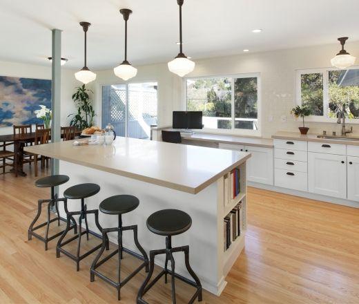 Kitchen Island Against Wall 18 best vintage kitchen inspiration images on pinterest | kitchen