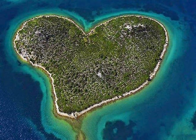 Serca stworzone przez naturę
