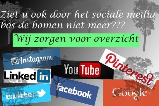 Sociale media strategie Fotostudio Happy2cu
