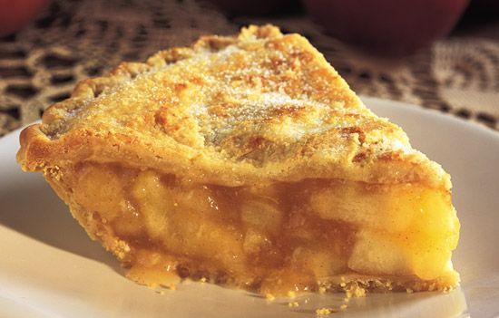 Модный яблочный кекс. С виски