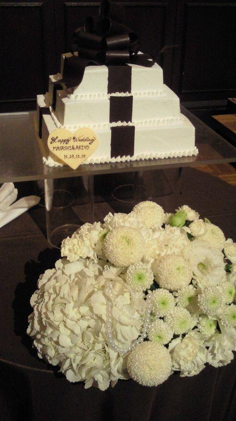 新ウェディングケーキ | ステーションホテル小倉スタッフブログ