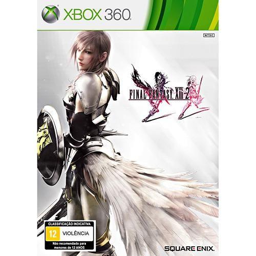 Foto 1 - Game Final Fantasy XIII-2 - XBOX 360